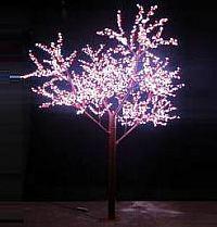 LED String Light Cherry  Pink/Purple/RGB 208W CM-SL-3456L3