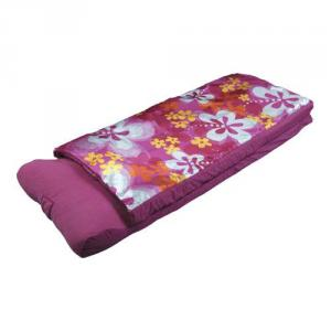 High Quality Outdoor Product New Design Printed Fleece   Sleeping Bag