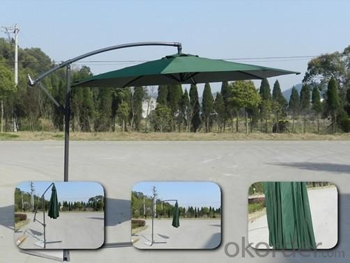 Hot Selling Outdoor Market Umbrella High Quality Patio Umbrella Banana Umbrella