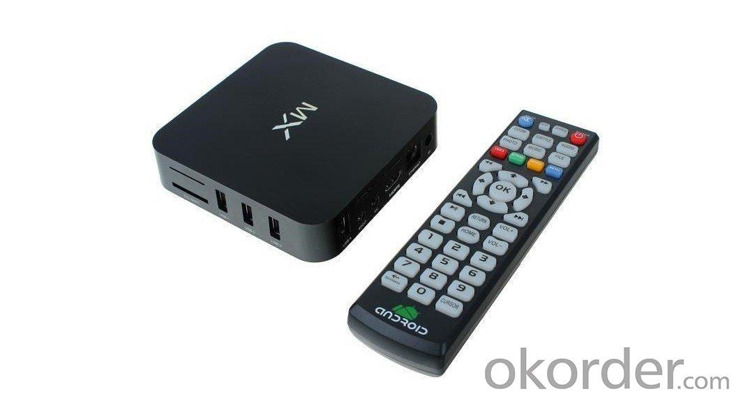 CS838 Android 4.2 Amlogic AML8726-MX Dual Core TVBox AV LAN 1G DDR3 8GB TV BOX