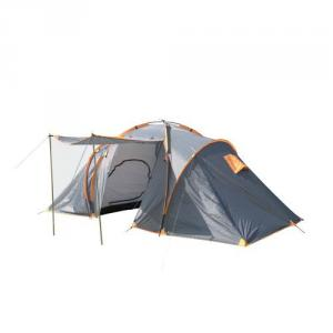 High Quality Outdoor Product 190T UV Polyester Gray Family Tent