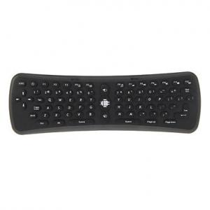 UKB-90-RF 2.4Ghz Wireless Mini Fly Air Mouse Wireless Keyboard For TV Box PC