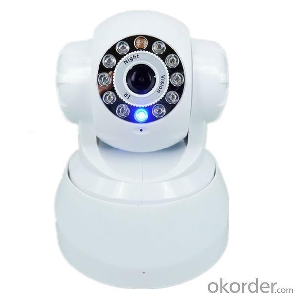 P2P Wireless IP Camera XXC5030-T White