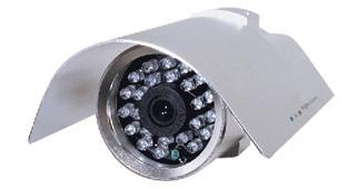 IR Waterproof Camera Series 60mm FLY-641