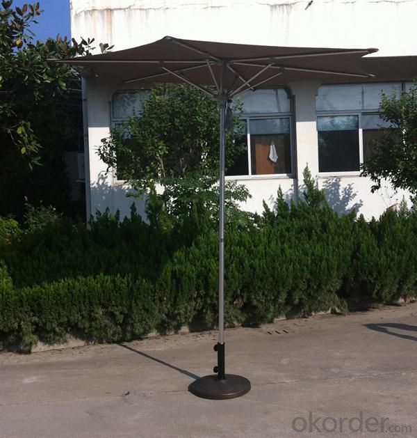 Hot Selling Outdoor Market Umbrella High Quality Patio Umbrella Flat Umbrella