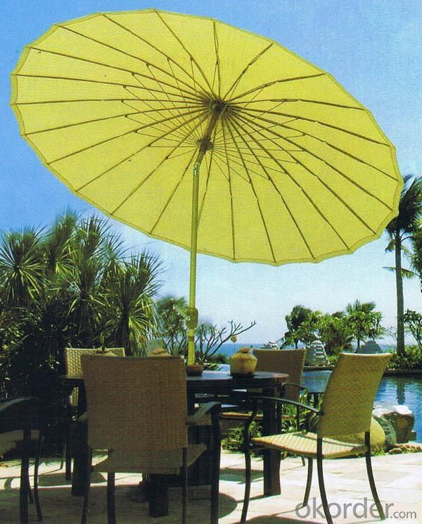 Hot Selling Outdoor Market Umbrella High Quality Patio Umbrella Wire Umbrella