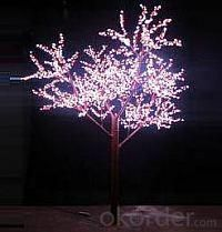 LED String Light Cherry  Red/Yellow 208W CM-SL-3456L1
