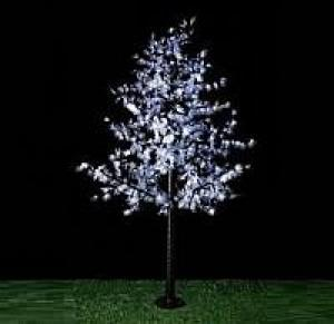 LED Artifical Maple Leaf Tree Lights Flower String Christmas Festival Decorative Light Pink/Purple/RGB 90W CM-SLGFZ-1500L3