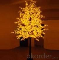 LED Artifical Maple Leaf Tree Lights Flower String Christmas Festival Decorative Light Pink/Purple/RGB 187W CM-SLGFZ-3112L3