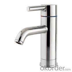New Fashion Single Handle Bathroom Faucet Camber Kitchen Faucet