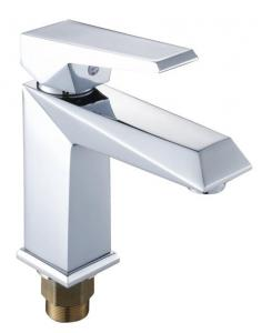 New Fashion Single Handle Bathroom Faucet Bathroom Vanity Sink Lavatory Faucet Basin Mixer