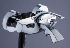 New Fashion Single Handle Bathroom Faucet Low Basin Mixer