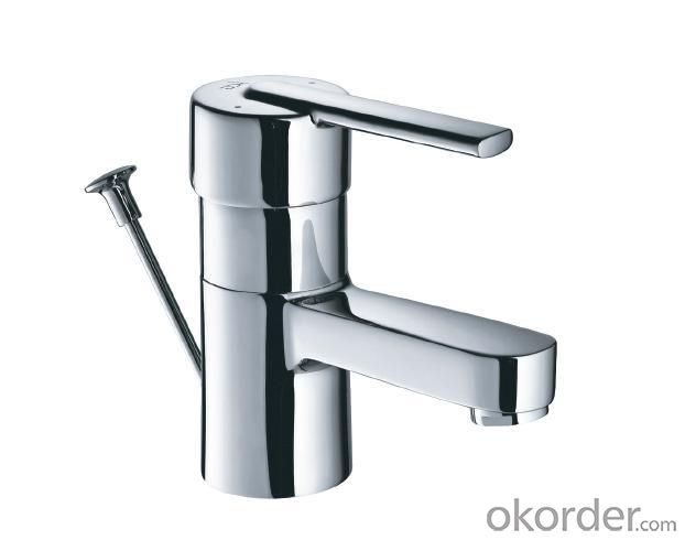 New Fashion Single Handle Bathroom Faucet High Quatity Camber Basin Mixer