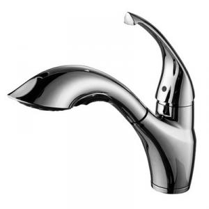 New Fashion Single Handle Bathroom Faucet High Quatity Kitchen Faucet