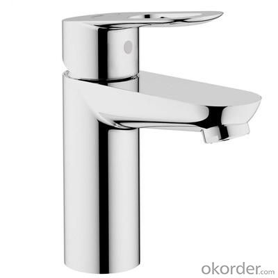 New Fashion Single Handle Bathroom Faucet Beauty Shape Basin Mixer
