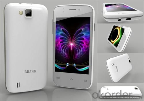 Mobile Phones  Android 4.2.2 ​3.5 inch dual core 256M/ 3G Smart Phone CM-G910