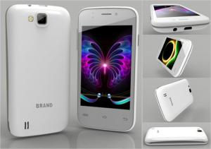 Mobile Phones  Android 4.2.2 3.5 inch dual core 256M/ 3G Smart Phone CM-G910