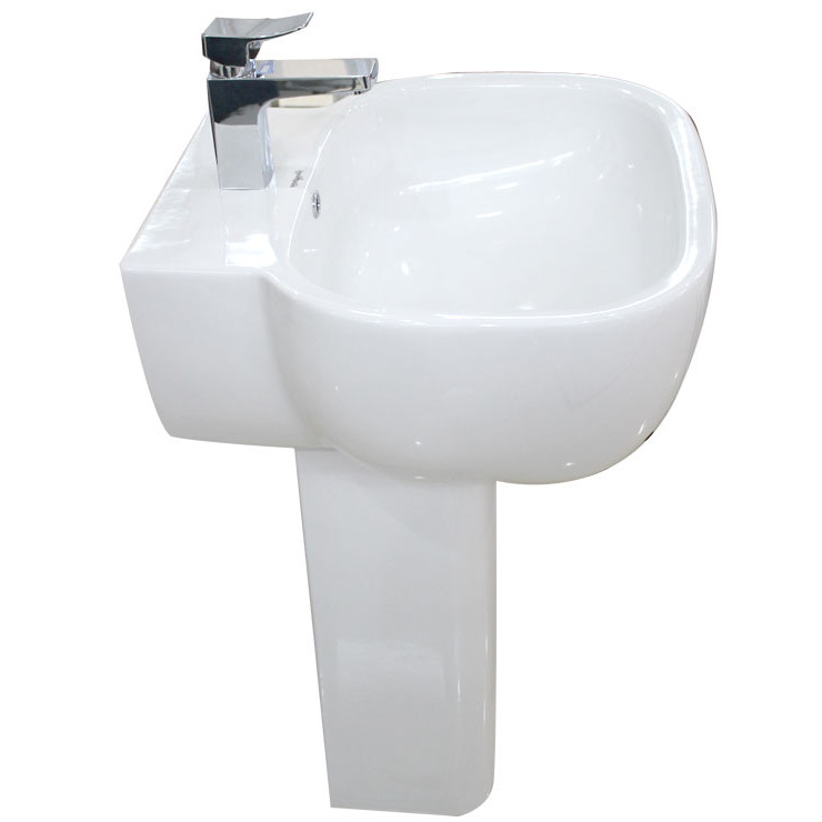 Basin With Pedestal CNBP-2003
