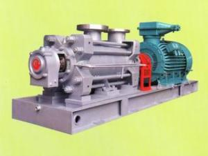 Chemical Multi-stage Pump
