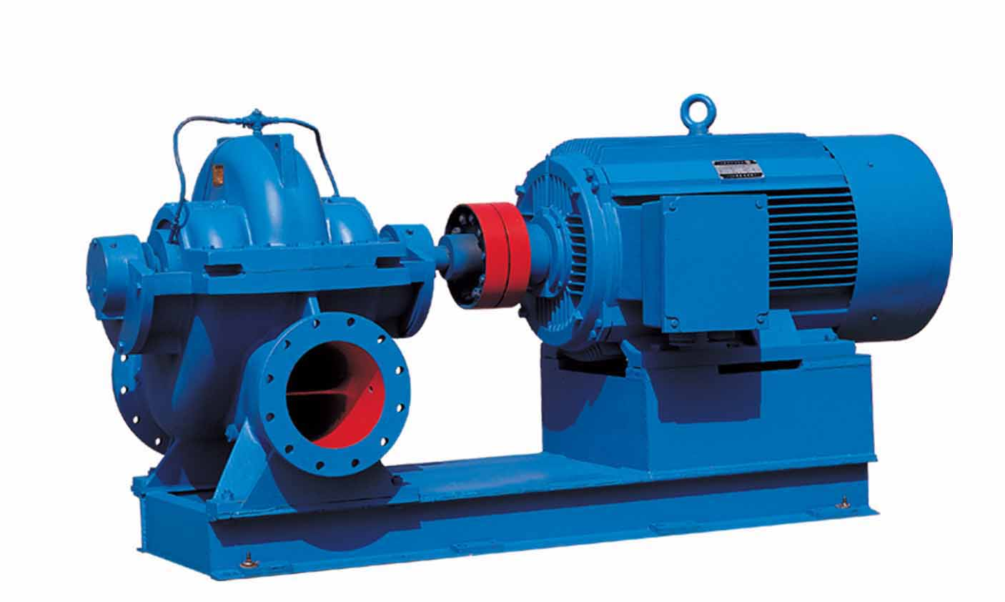 Multistage Horizontal Centrifugal Pump