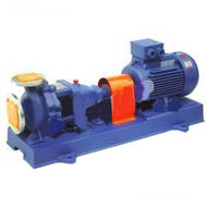 TCF Heavy Duty Petrochemical Processing Pump