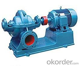 Horizontal Double Suction Pump