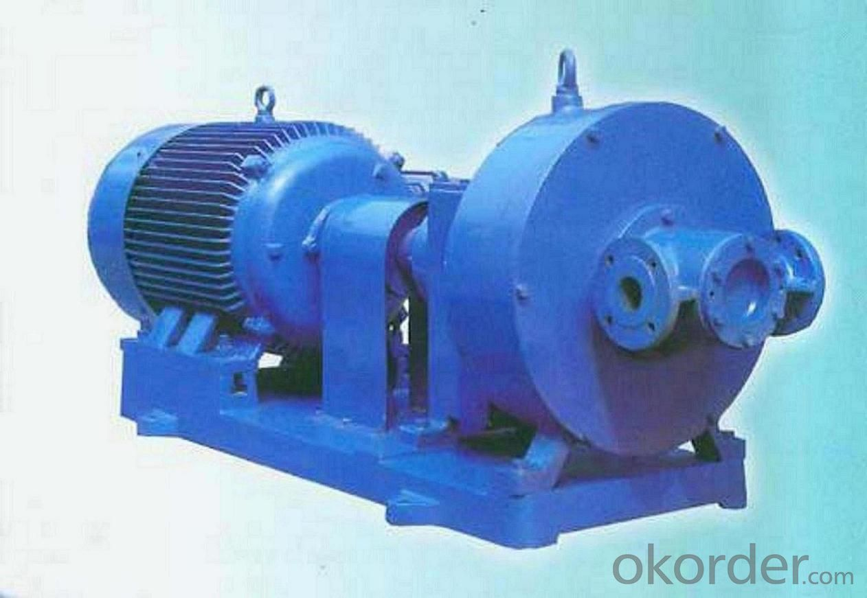 Small Flow Chemical Process Pump