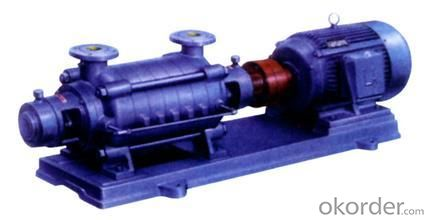 Barrel-Type Pump