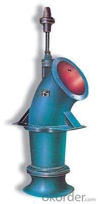 Tubular Type Axial Flow Pump