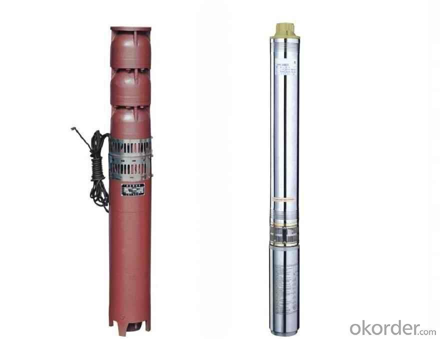 Borehole Submersible Pump