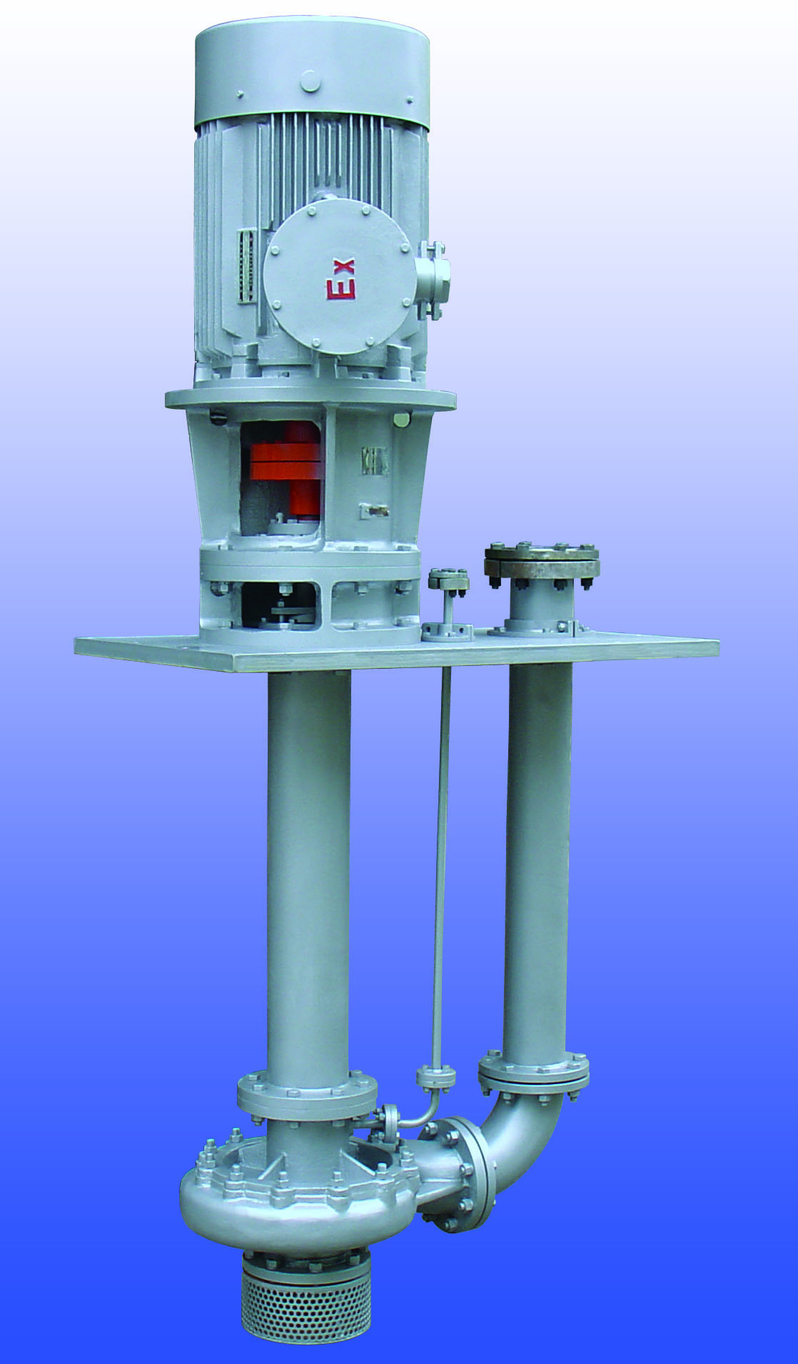 Chemical Submerged Pump