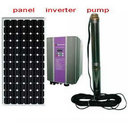 DC Solar Water Pump System
