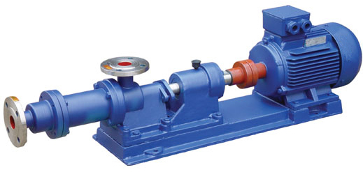 Eccentric Helical Rotor Pump