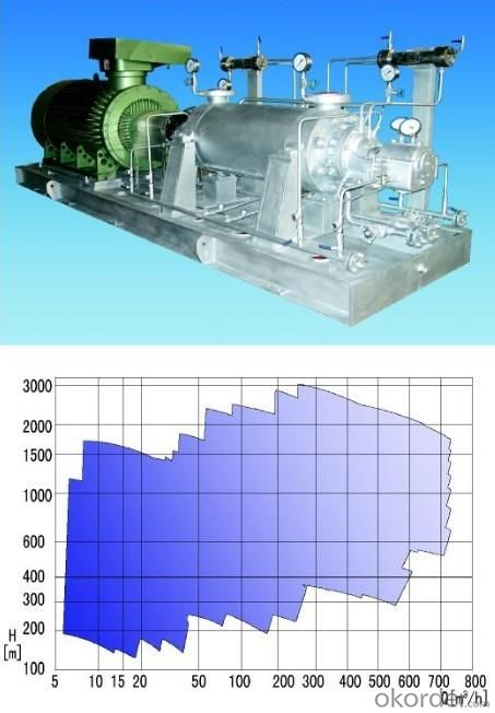 High Pressure Horizontal Multistage Pump