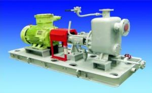 Slef-suction chemical centrifugal Pump