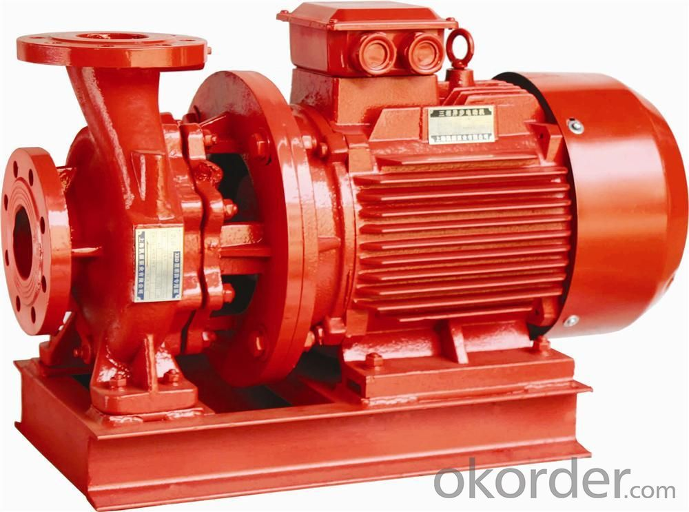 Fire Water Pump