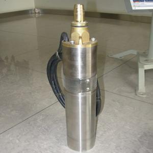 Submersible Solar Water Pump