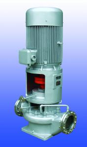 Vertical Chemical Process Pump
