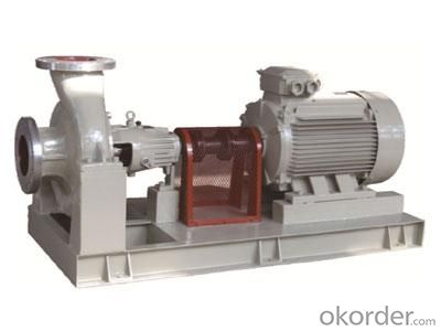 API610 Heavy Duty Petrochemical Processing Pump