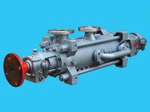 Split Multistage Pump