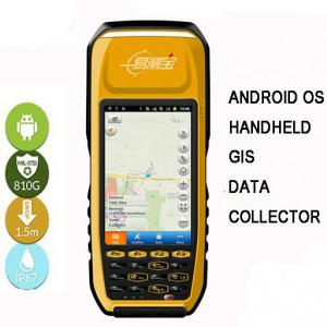Android High Accuracy GIS Data Collector