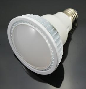 Dimmable LED PAR 30 Light Finned Radiator 6W E-Type Spot Light E27 Base SMD LED Chip 85-265V