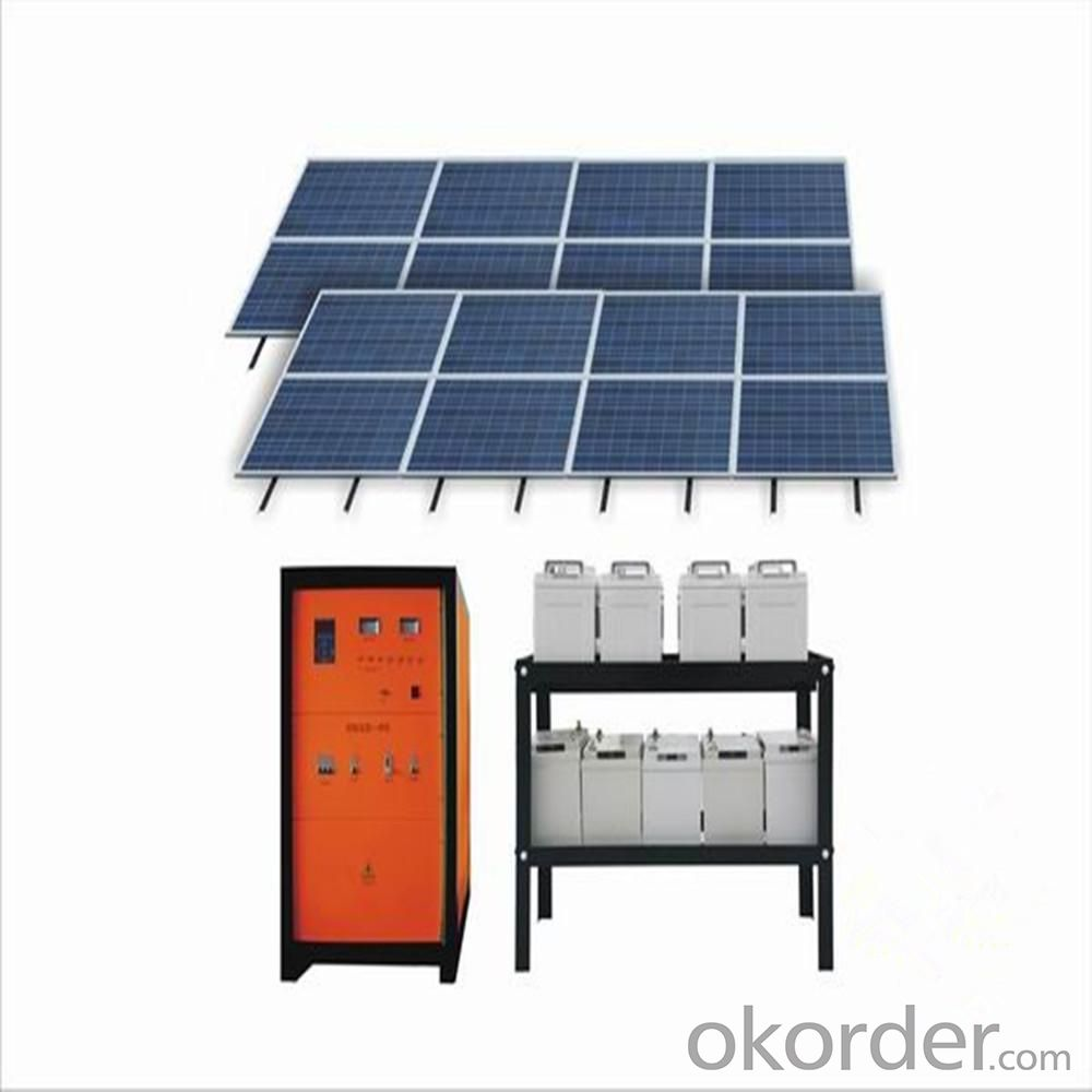 CNBM 150W  Solar Home System High Quality