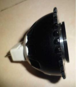 LED Lamp 5W COB Chip Spot Light CRI 80  MR16 Base 12V/24V