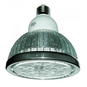Dimmable LED PAR 38 Light Finned Radiator 18W