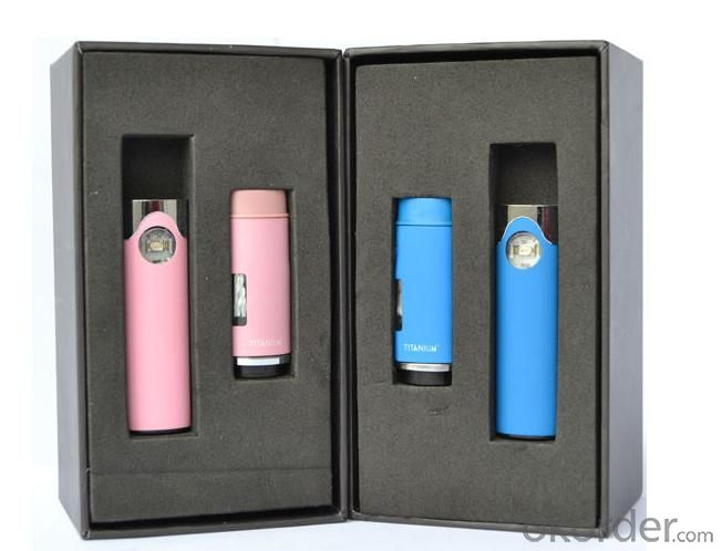 Electronic Cigarette EVO-Ti Kit