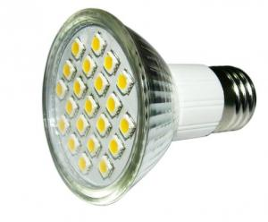 LED 5W Spot Light E27 Base SMD LED Chip 110-240V