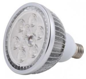 LED PAR 38 Light Finned Radiator 18W B-Type Spot Light E27 Base SMD LED Chip 85-265V