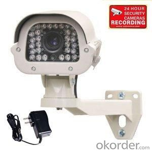 600TVL Night Vision 36 IR LED CCTV Security Bullet Camera Outdoor Series FLY-2955