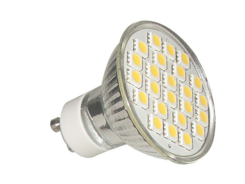 LED 5W Spot Light Gu10 SMD LED Chip 500lm110-240V